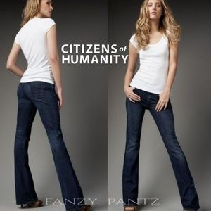 Citizen of Humanity Amber High rise bootcut jeans